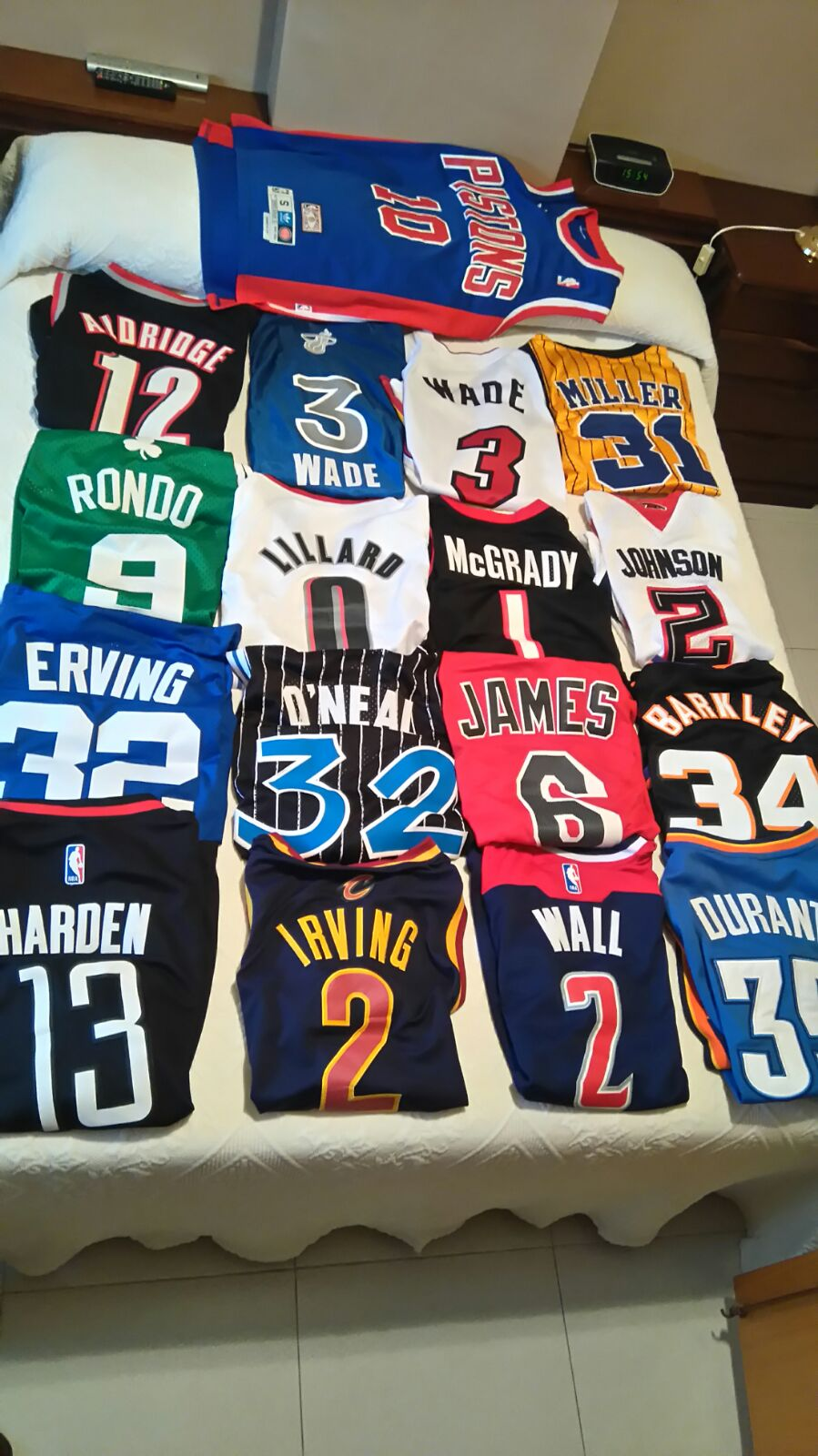 Let's share our NBA shirts! - NBA Talk