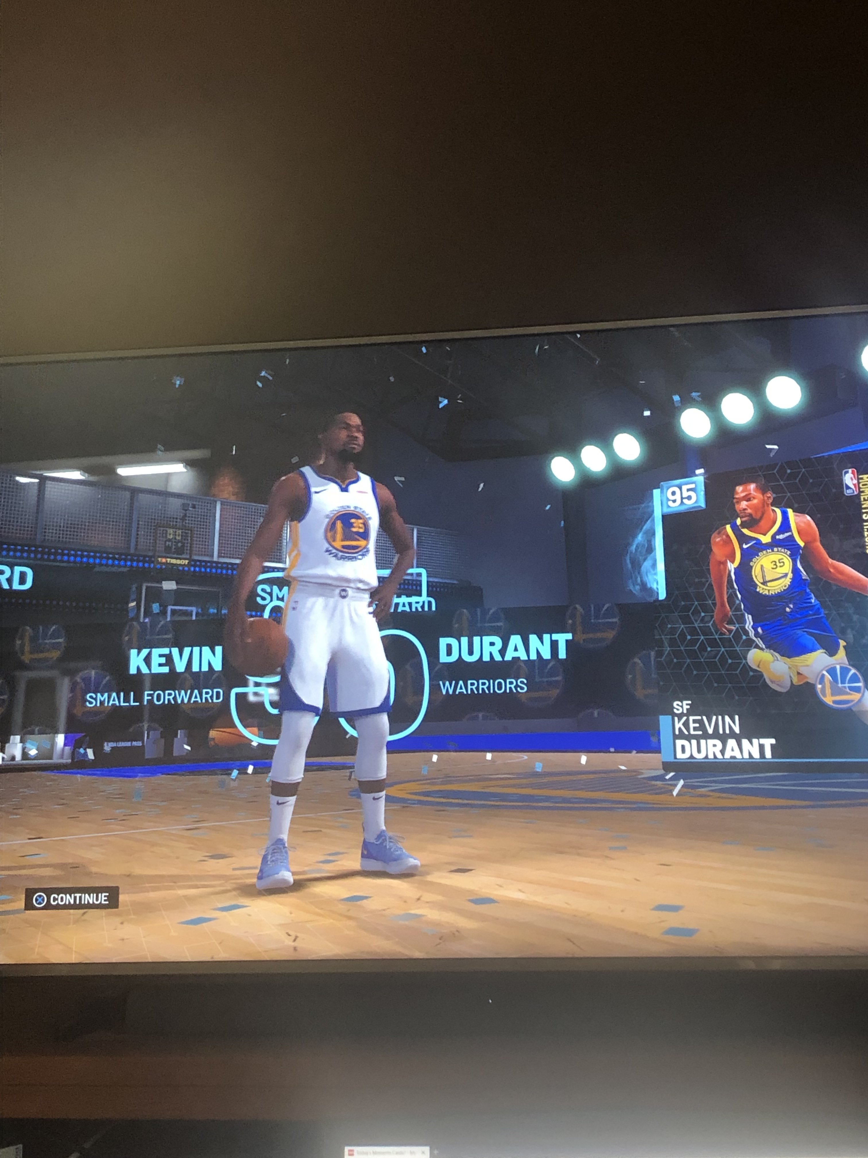 Today's Moments Cards? - myteam - 2K Gamer - NBA 2K Forums