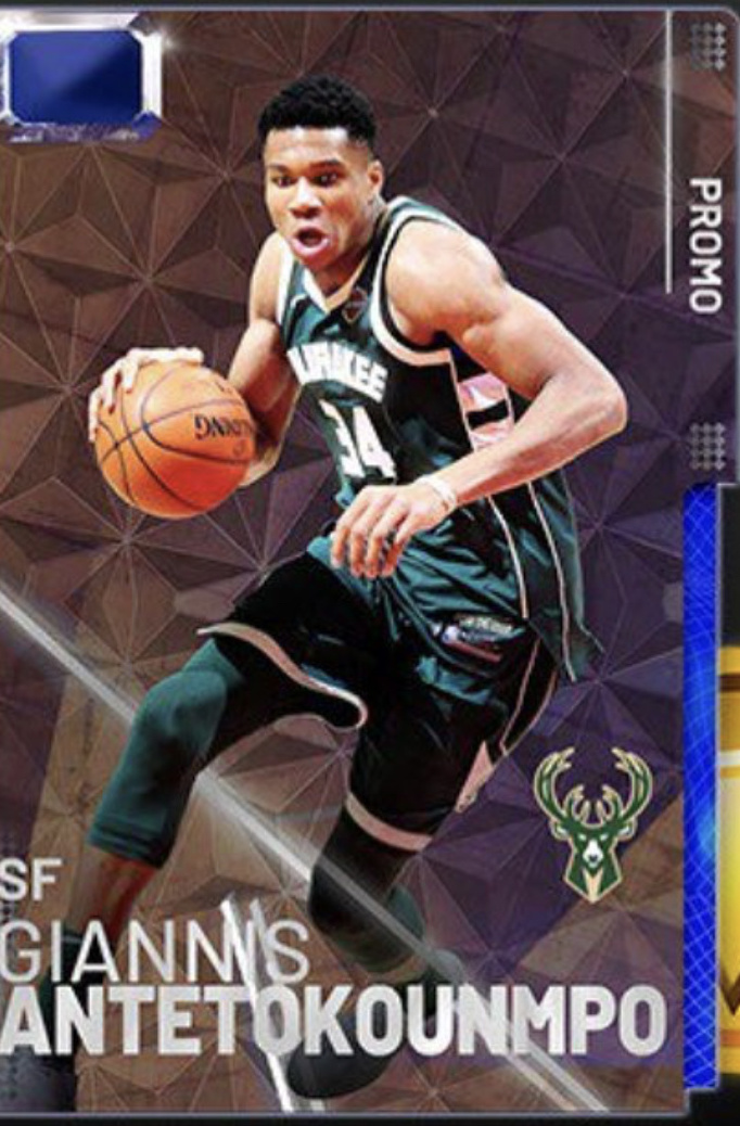How y'all feeling about the card art for 2k19 - MyTEAM - 2K