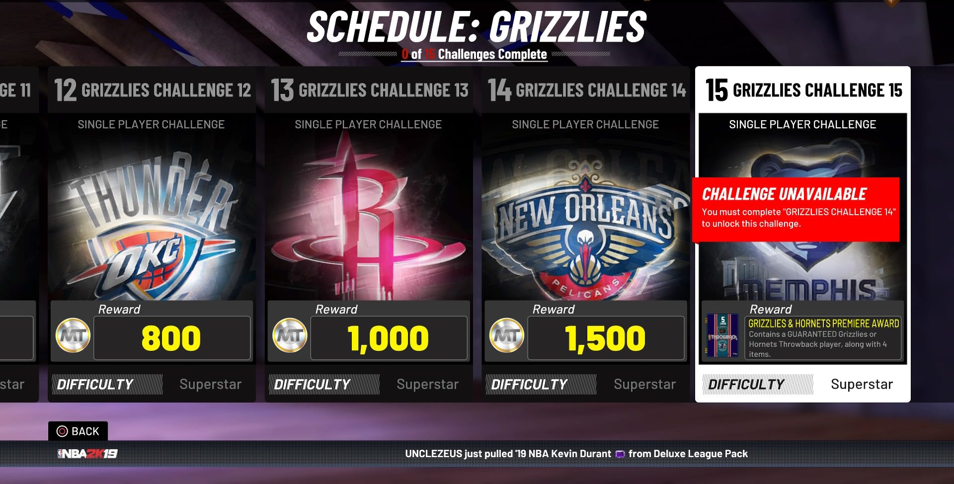 Guide to NBA 2K19 MyTeam, Pt  2: Early Priorities - guides - 2K Gamer
